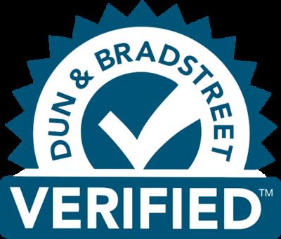 Dun & Bradstreet Verified badge